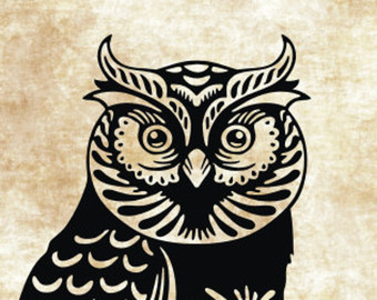 Great Horned Owl svg #17, Download drawings