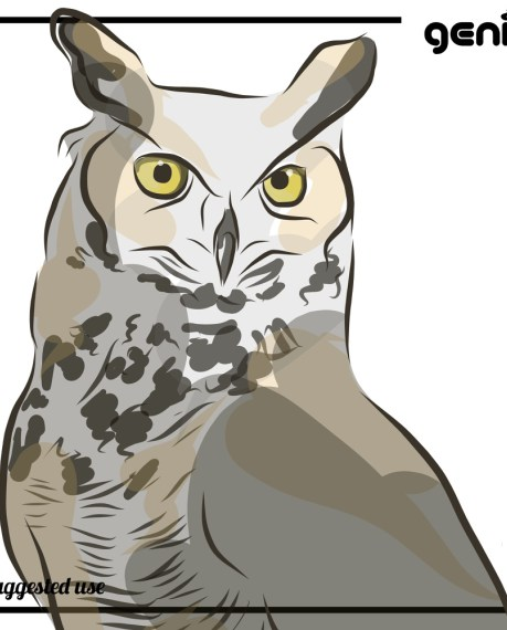 Great Grey Owl svg #7, Download drawings