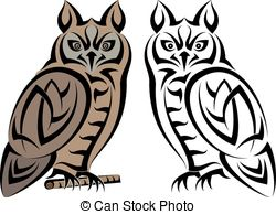Great Horned Owl clipart #13, Download drawings