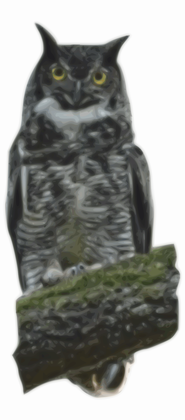 Great Horned Owl svg #8, Download drawings