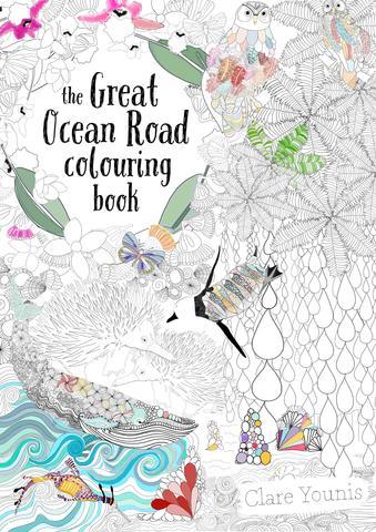 Great Ocean Road coloring #12, Download drawings