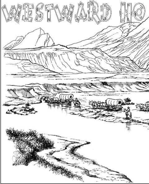Great Plains coloring #4, Download drawings
