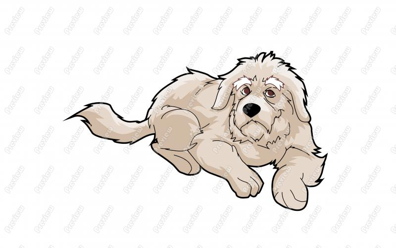 Great Pyrenees clipart #16, Download drawings