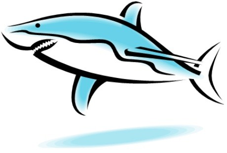 Great White Shark clipart #2, Download drawings