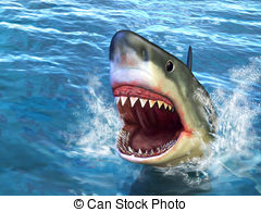 Great White Shark clipart #5, Download drawings