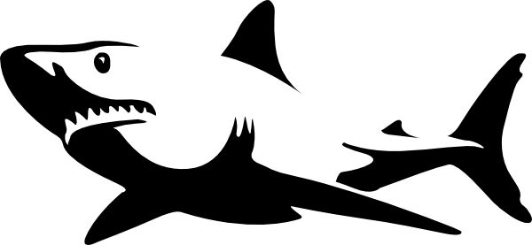 Great White Shark svg #6, Download drawings