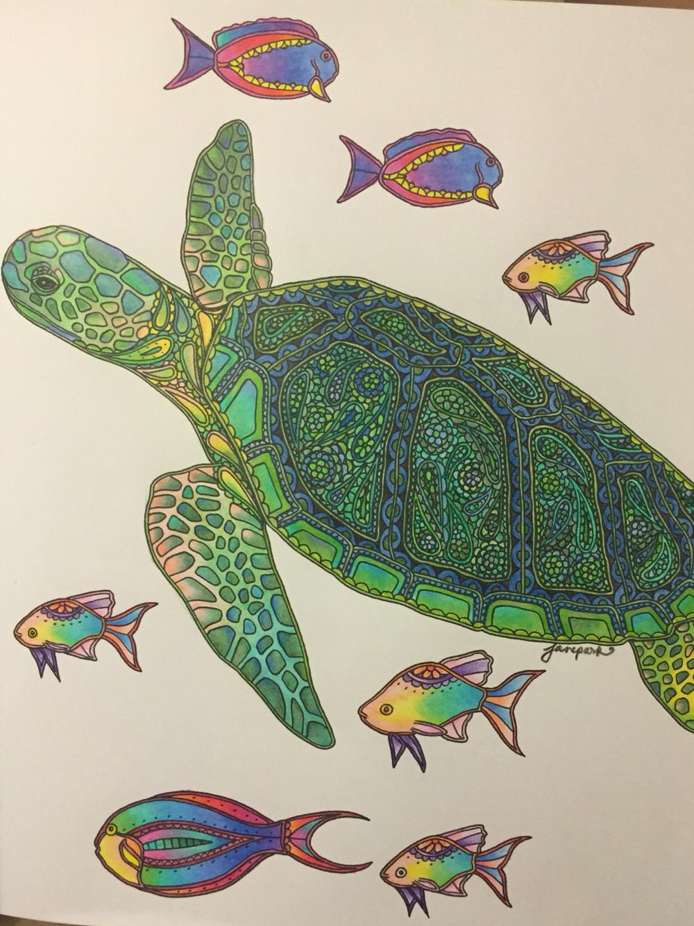 Greater Roadrunner coloring #3, Download drawings