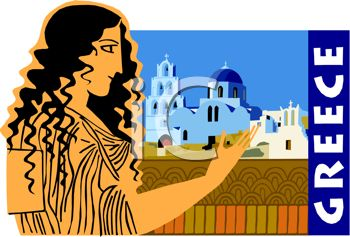 Greece clipart #1, Download drawings