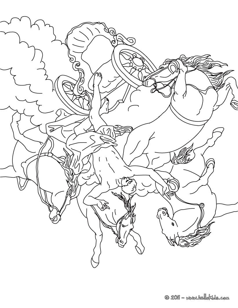 Minotaur coloring #12, Download drawings