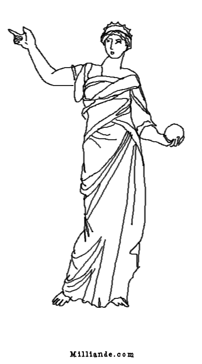 Greek coloring #2, Download drawings