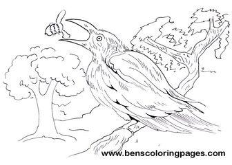 Green Bee-eater coloring #12, Download drawings