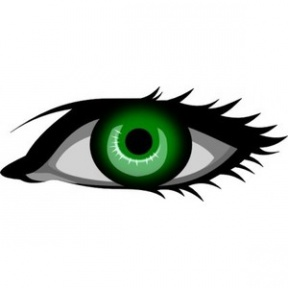 Green Eyes clipart #1, Download drawings