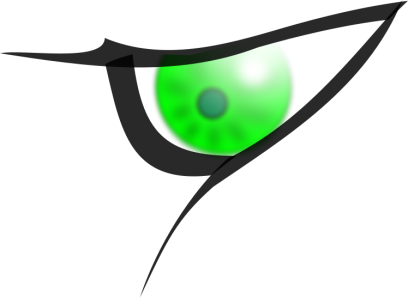 Green Eyes clipart #13, Download drawings