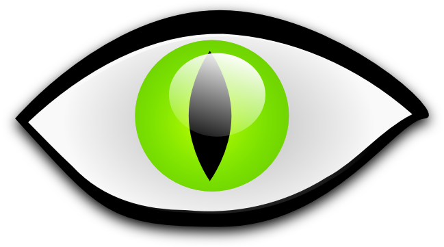 Green Eyes svg #20, Download drawings