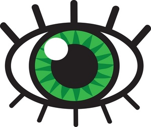 Green Eyes clipart #7, Download drawings