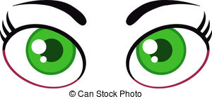 Green Eyes clipart #3, Download drawings