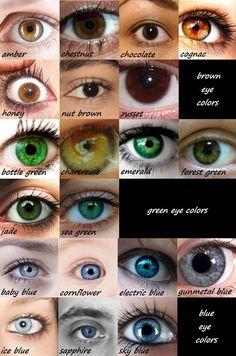 Green Eyes coloring #18, Download drawings