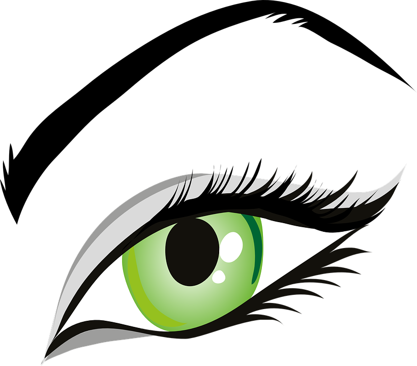 Green Eyes svg #10, Download drawings