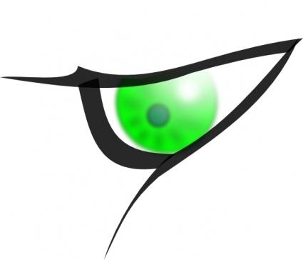 Green Eyes svg #6, Download drawings