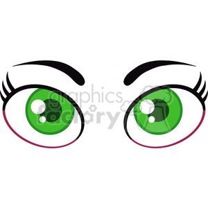 Green Eyes svg #15, Download drawings