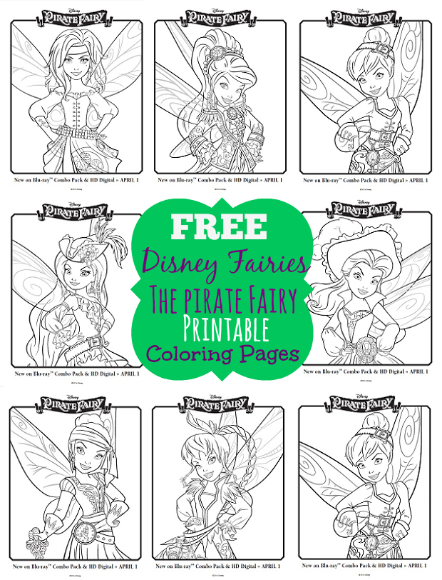 Green Fairy coloring #17, Download drawings