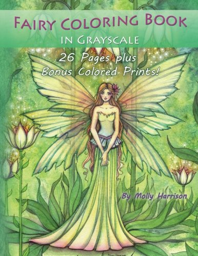 Green Fairy coloring #15, Download drawings