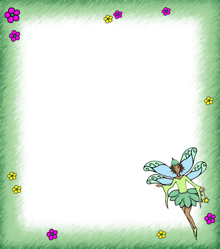 Green Fairy coloring #2, Download drawings