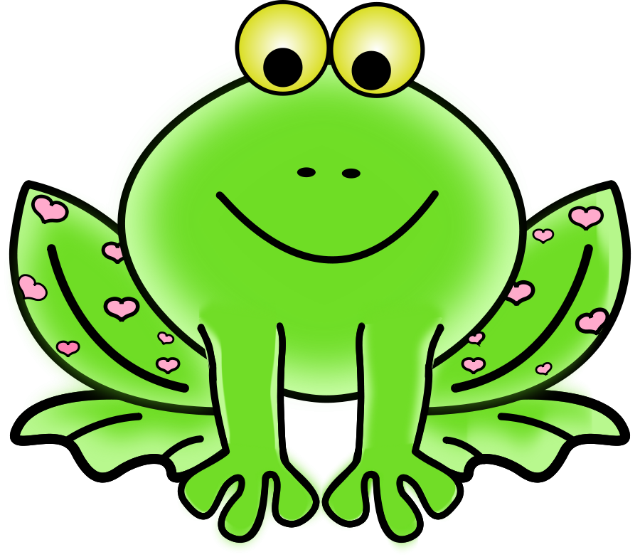 Green Frog clipart #5, Download drawings