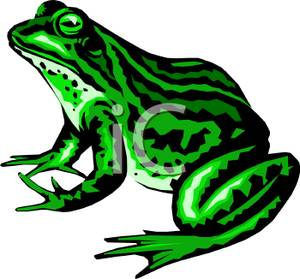 Green Frog clipart #9, Download drawings