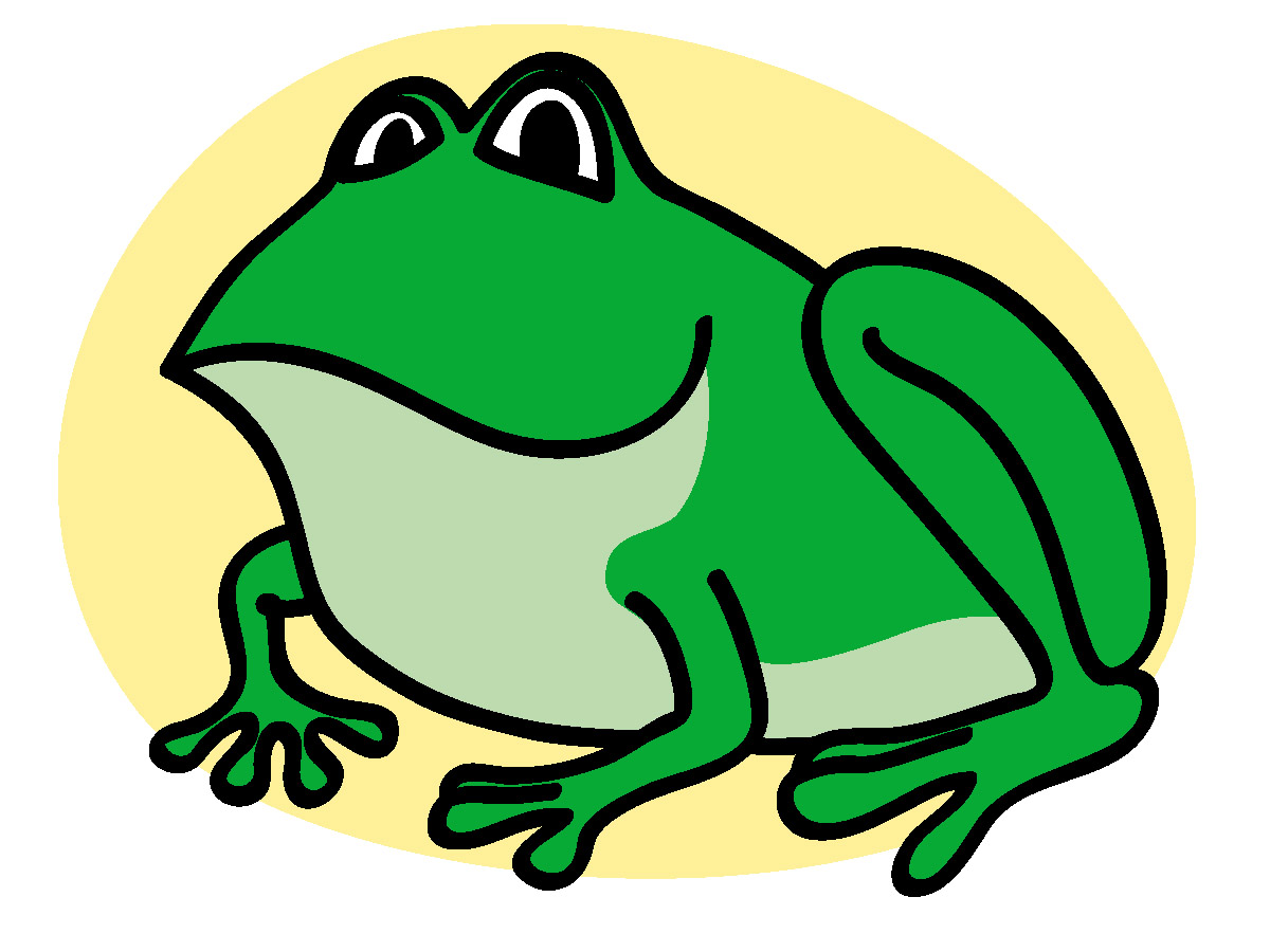 Green Frog clipart #4, Download drawings