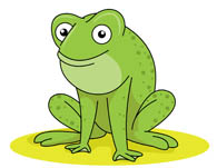 Green Frog clipart #13, Download drawings