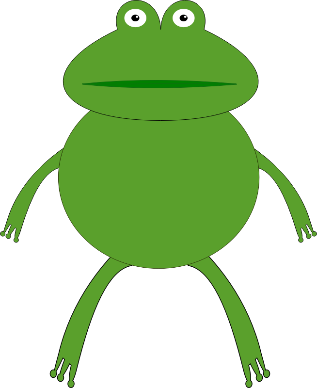 Green Frog clipart #12, Download drawings