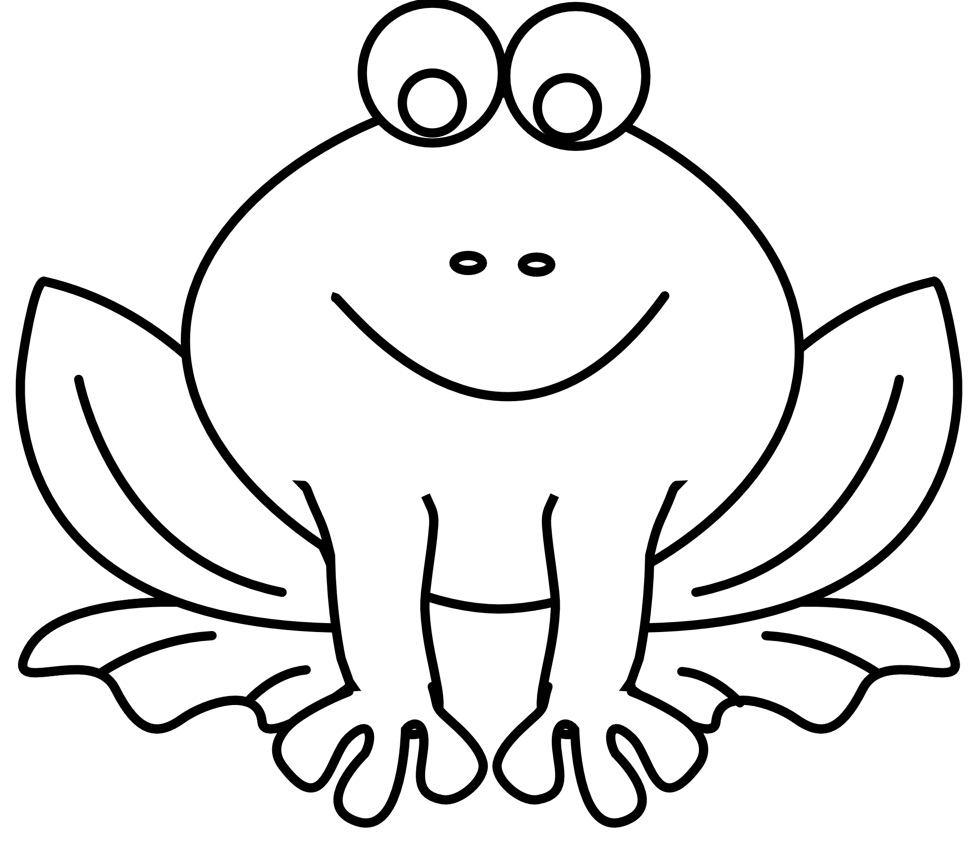 Green Frog svg #10, Download drawings