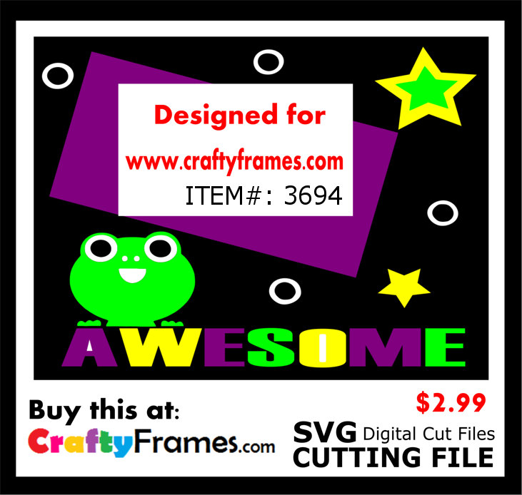 Green Frog svg #5, Download drawings