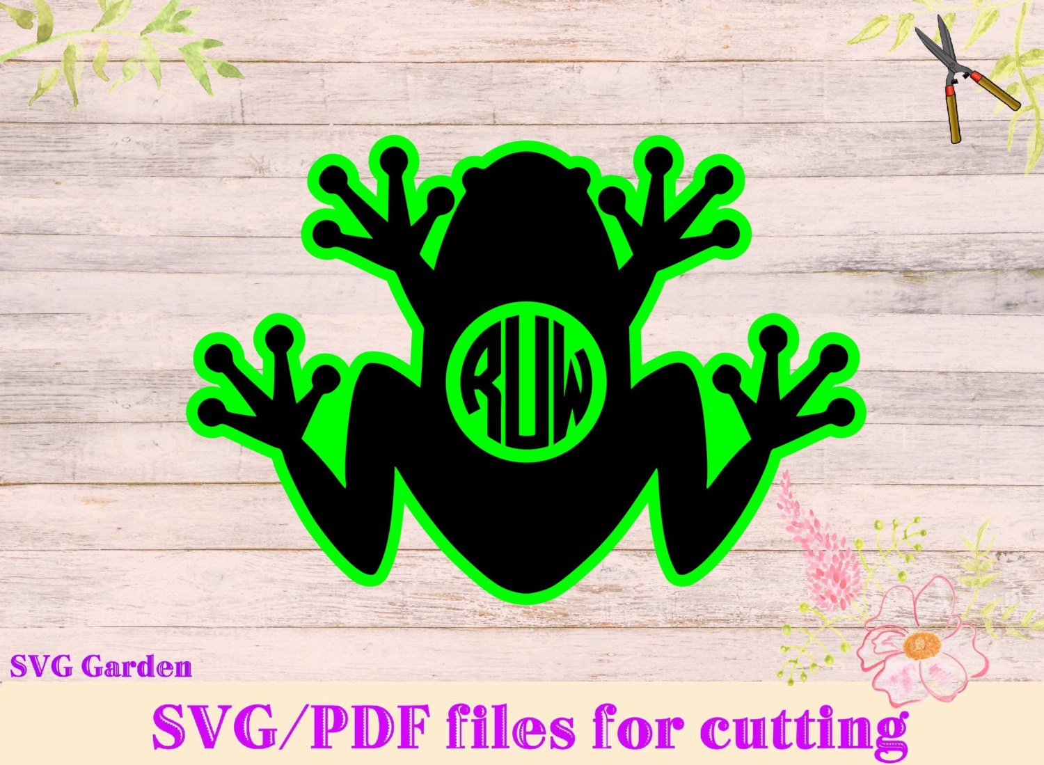 Green Frog svg #4, Download drawings