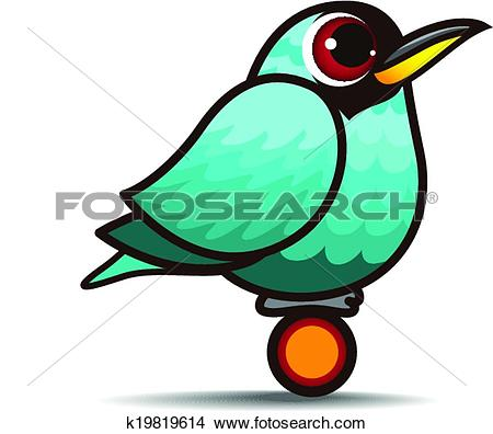 Green Honeycreeper clipart #18, Download drawings