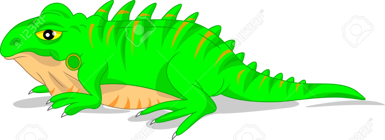 Green Iguana clipart #11, Download drawings