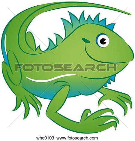 Green Iguana clipart #10, Download drawings