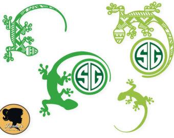 Green Iguana svg #16, Download drawings