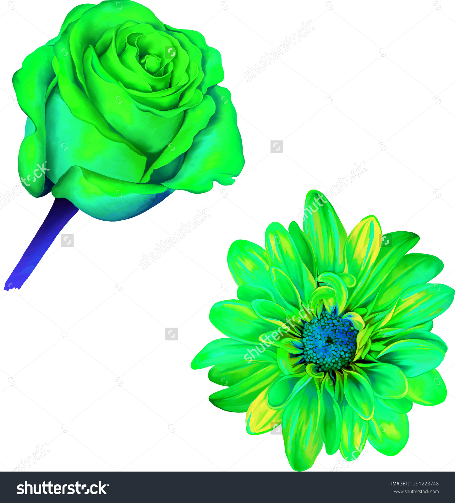 Green Rose clipart #10, Download drawings