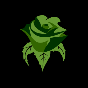 Green Rose clipart #6, Download drawings