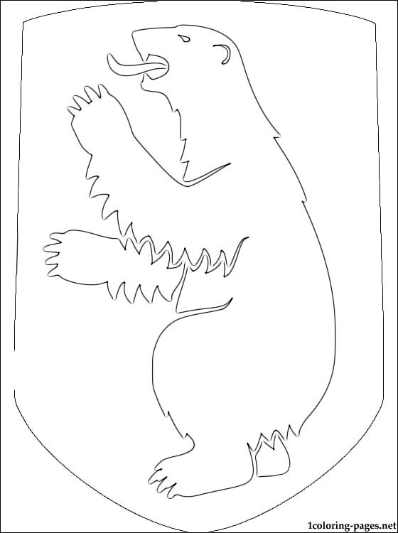 Greenland coloring #8, Download drawings