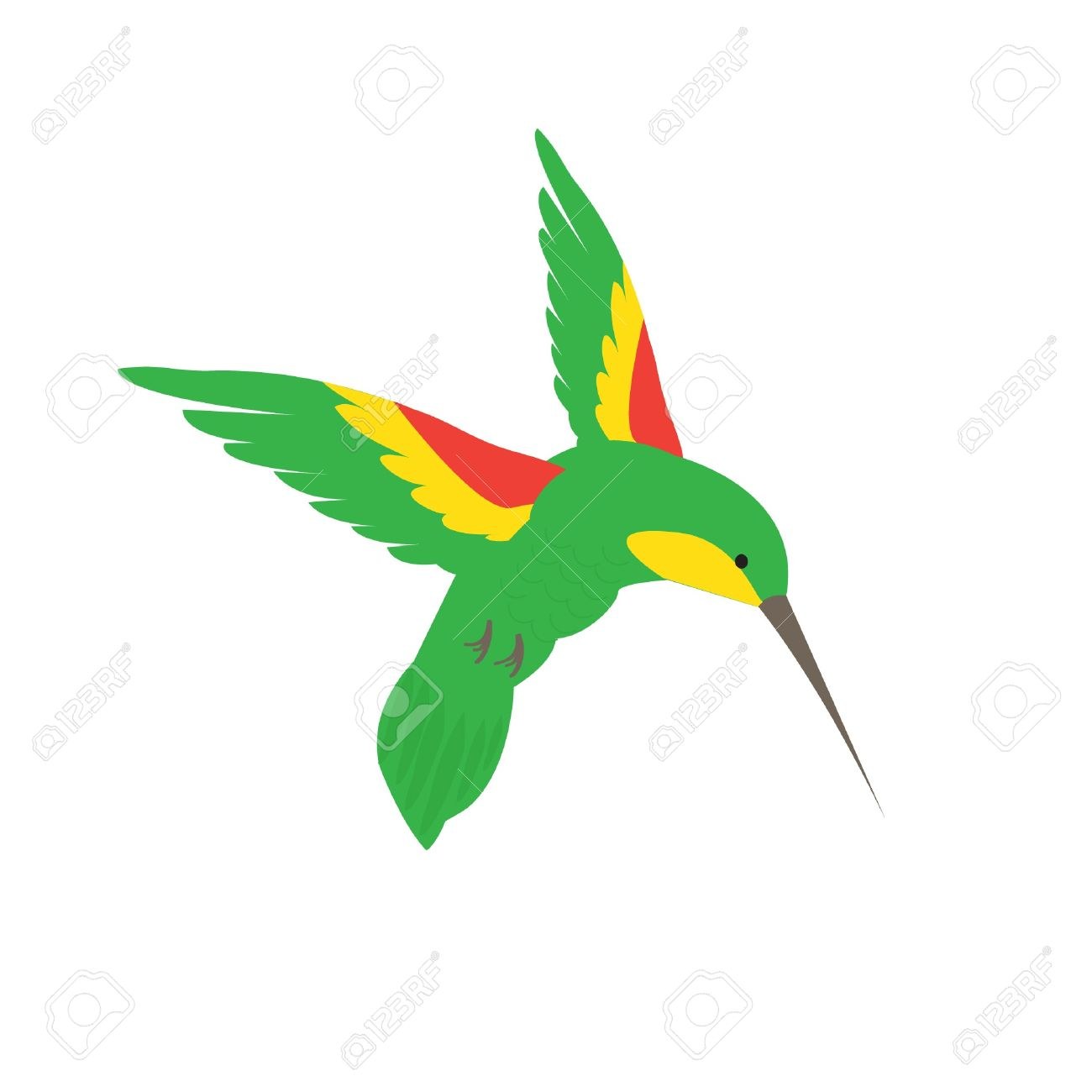 Green-throated Bird Of Paradise clipart #1, Download drawings