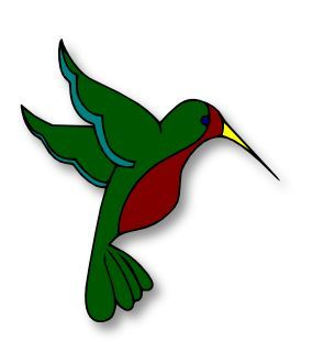 Green-throated Bird Of Paradise svg #1, Download drawings