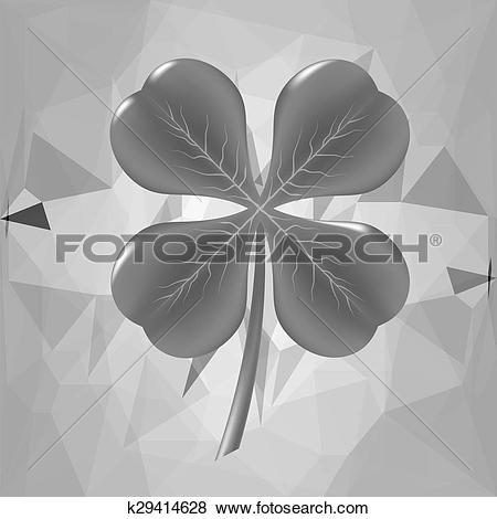 Grey. Leaf clipart #9, Download drawings