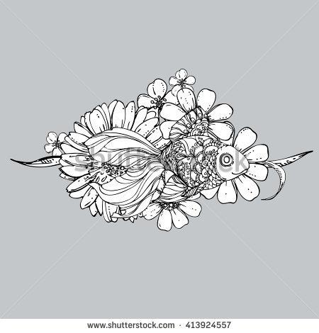 Grey. Leaf coloring #6, Download drawings