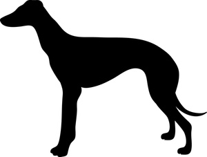 Greyhound clipart #16, Download drawings