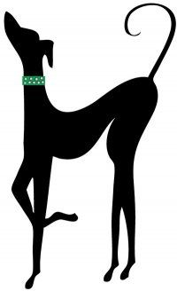 Greyhound clipart #13, Download drawings