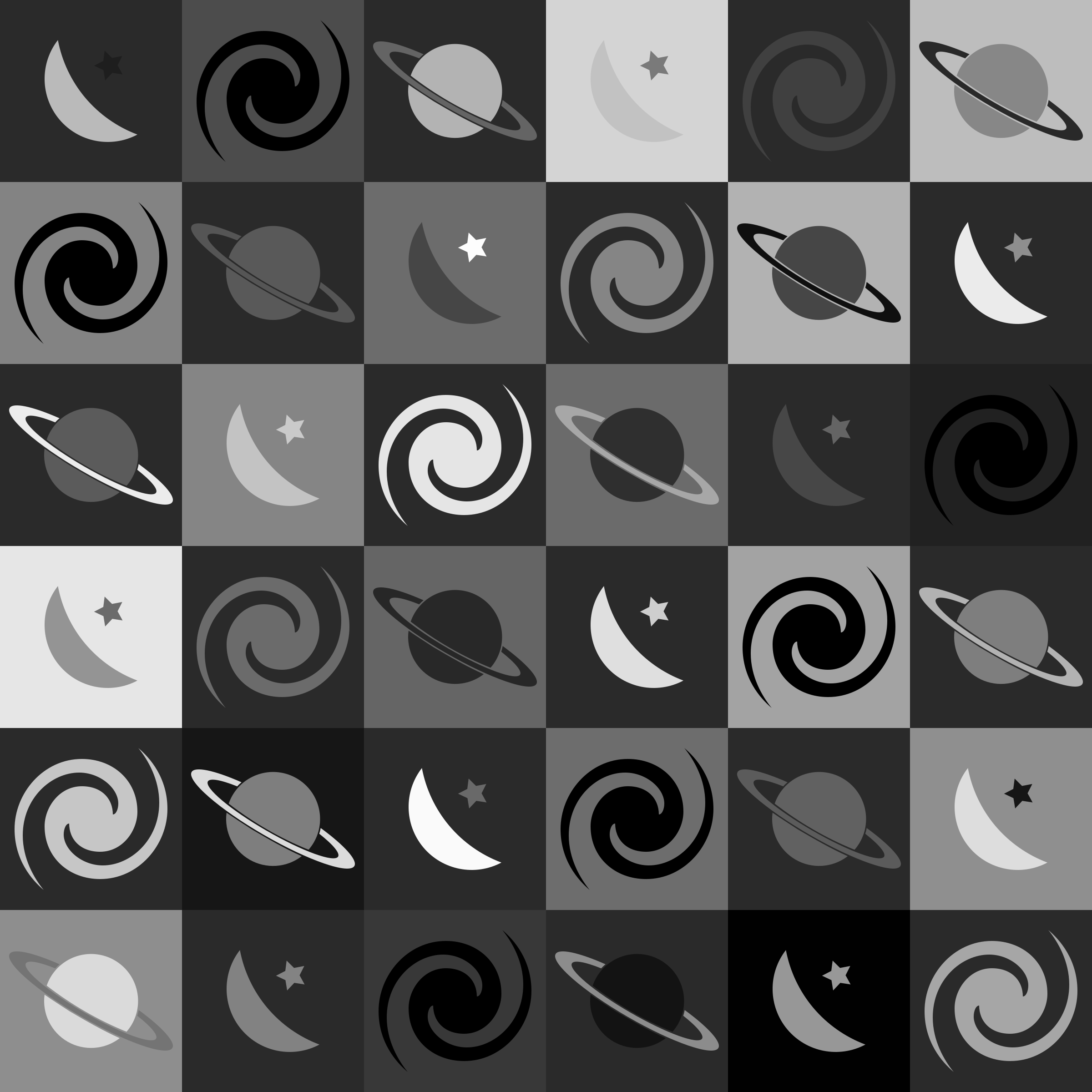 Greyscale clipart #6, Download drawings