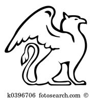 Griffon clipart #19, Download drawings